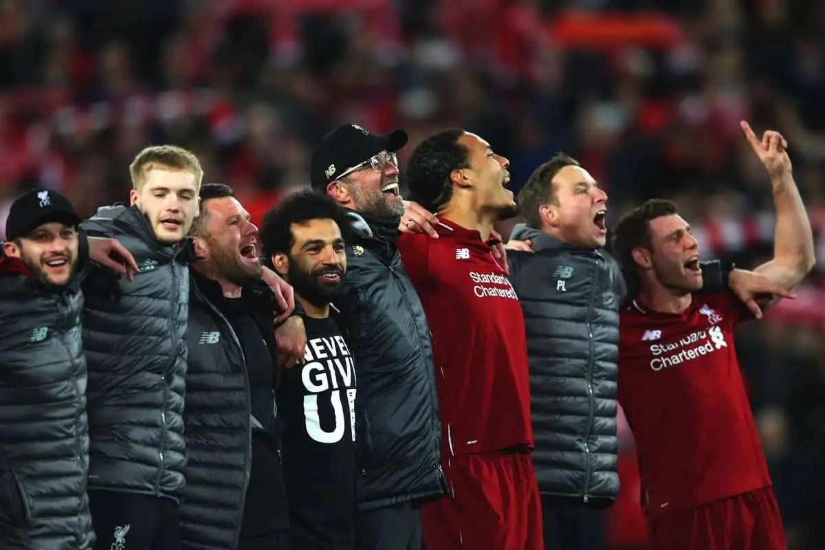 Watch: Jurgen Klopp's verdict on sensational European night – Liverpool 4-0 Barcelona