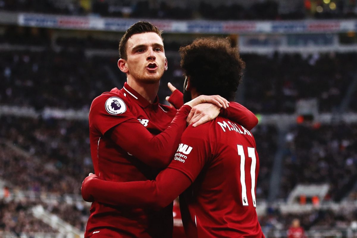Newcastle 2-3 Liverpool – As it happened & reaction