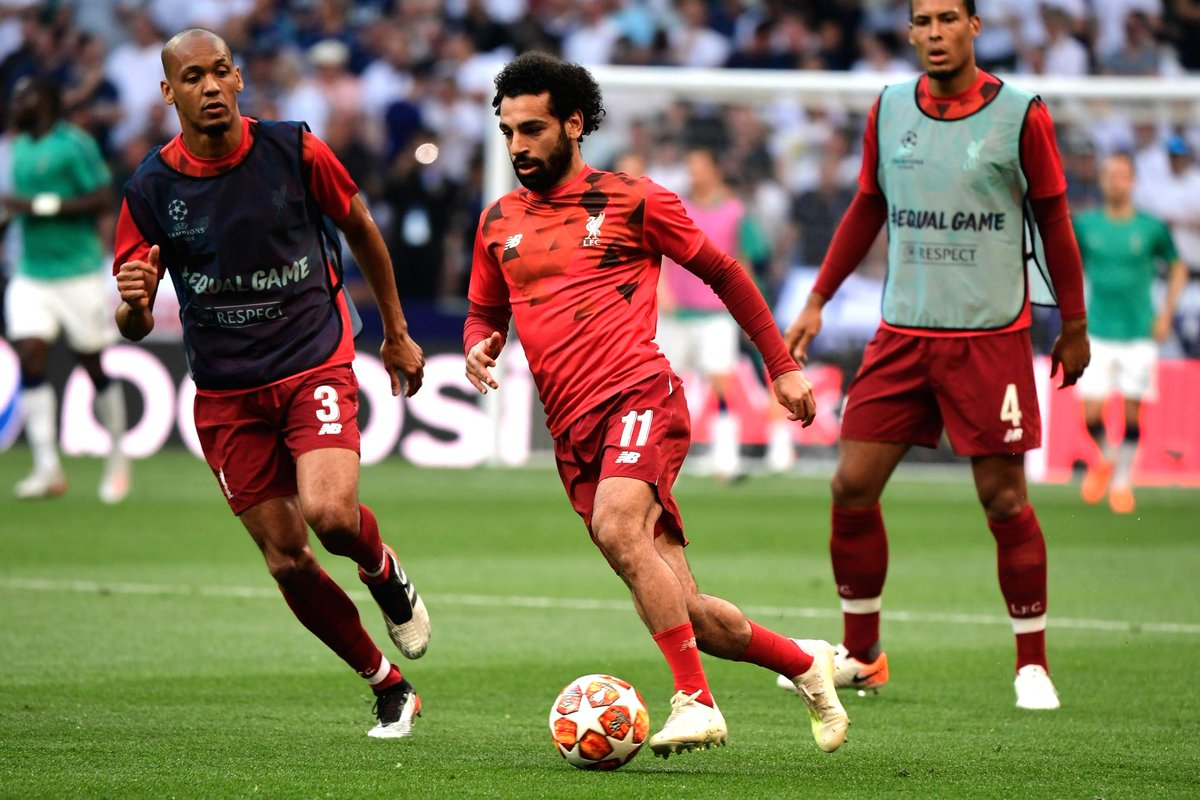 Mohamed Salah opens up on pressure that led to major silverware