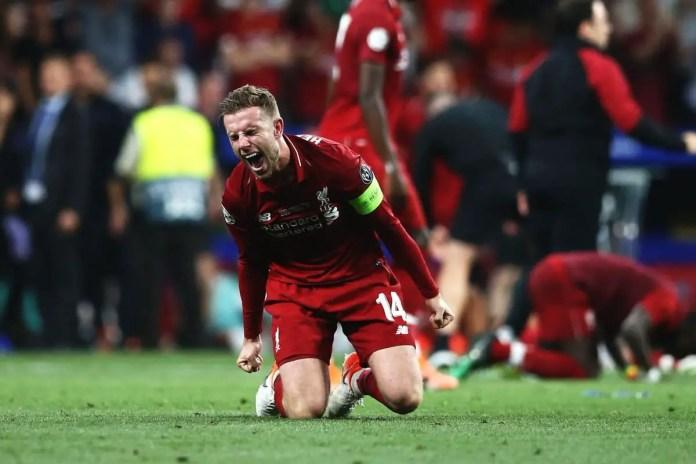 Tottenham vs Liverpool Highlights