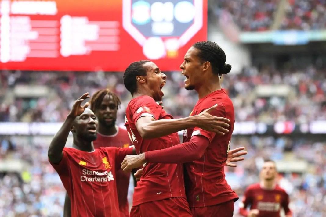 Liverpool 1-1 Man City - Highlights, Penalties & Full ...
