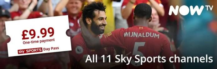 Liverpool FC Stream