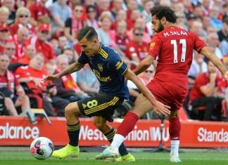 Arsenal vs Liverpoo
