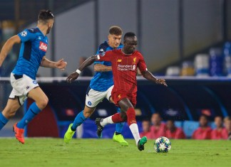Napoli vs Liverpool Stream