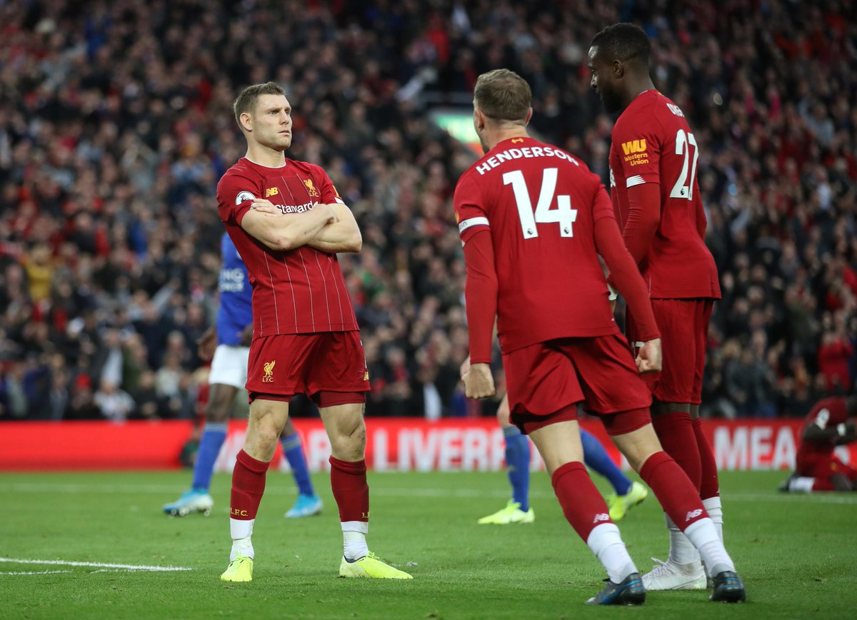 Liverpool 2-1 Leicester City: As it happened & reaction