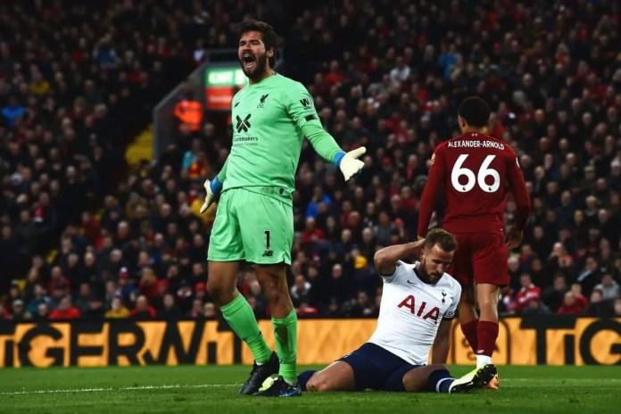 Liverpool vs Tottenham Highlights