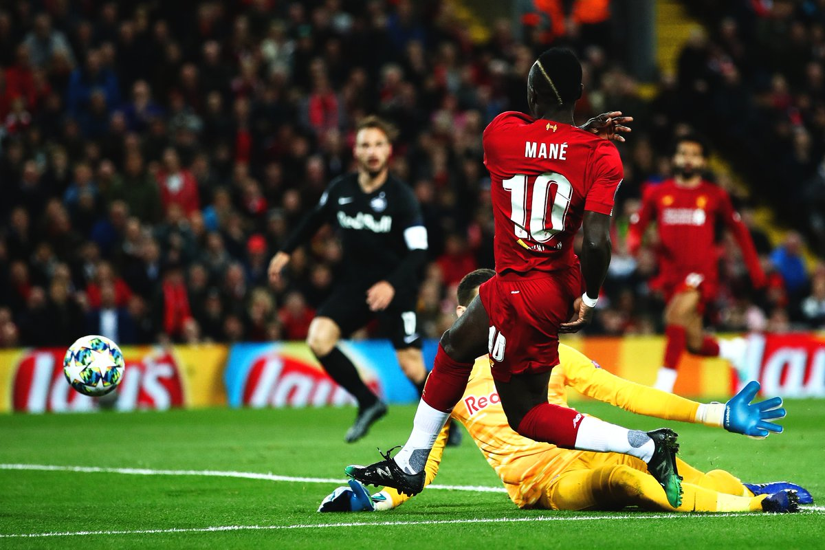 Liverpool 4-3 RB Salzburg – As it happened & reaction