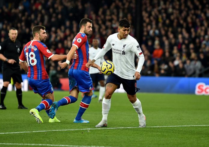 Crystal Palace vs Liverpool Highlights