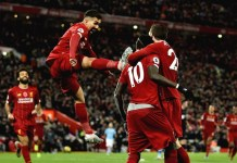 Liverpool vs Man City Photos