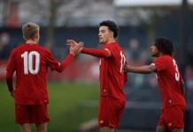 Liverpool U19 vs Napoli U19 Highlights