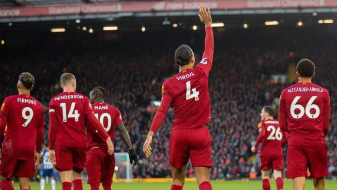 Liverpool vs Brighton Highlights