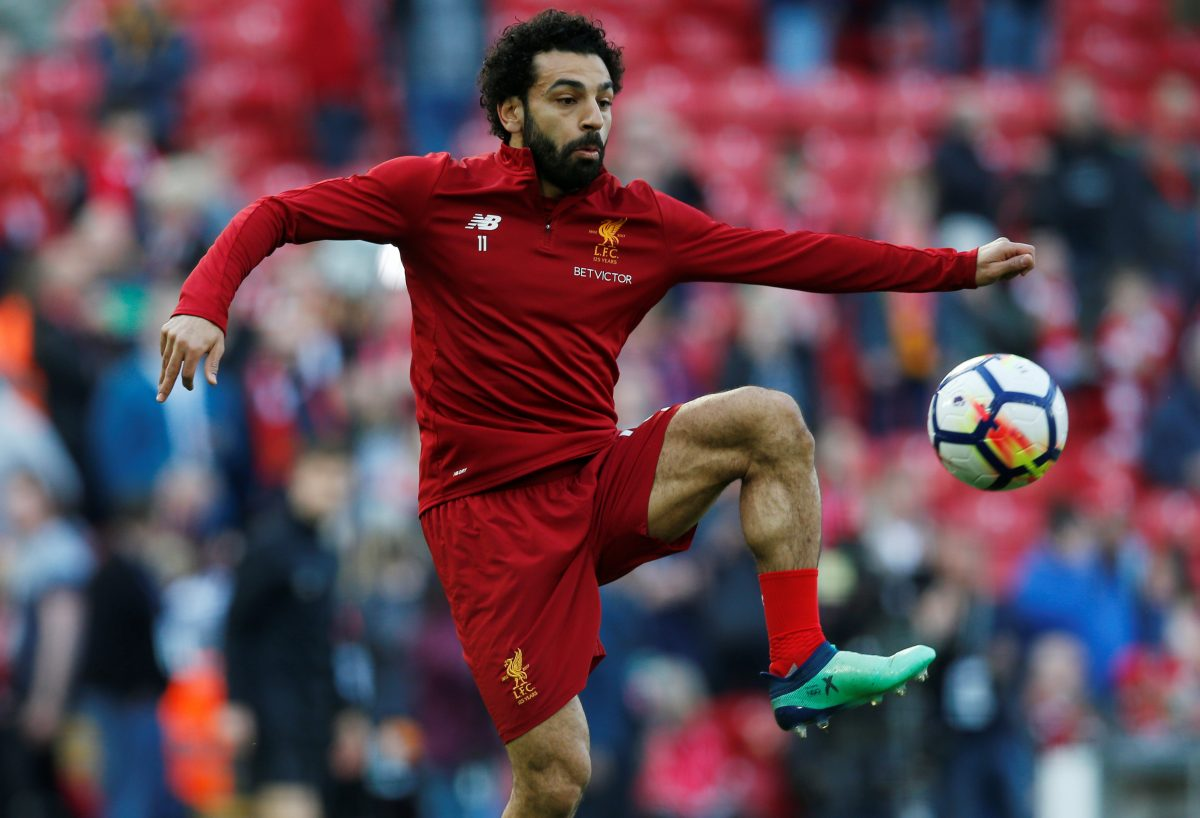 Confirmed Liverpool lineup vs Man City – Five changes for Reds
