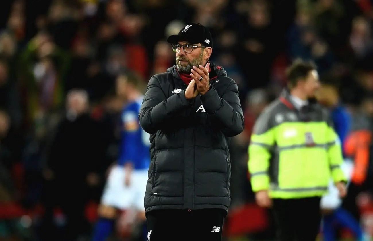 Watch: Jurgen Klopp delivers his verdict on Liverpool's 5-2 win over Everton