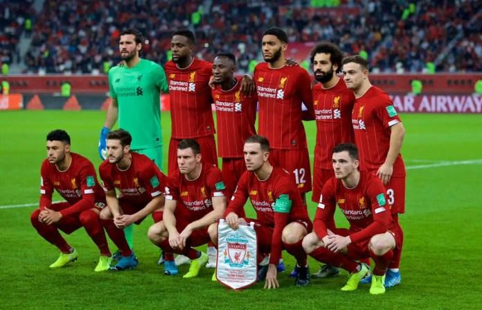 Liverpool FC Squad Selector