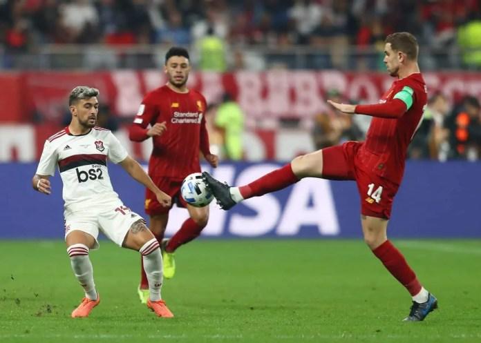 Liverpool vs Flamengo Stream