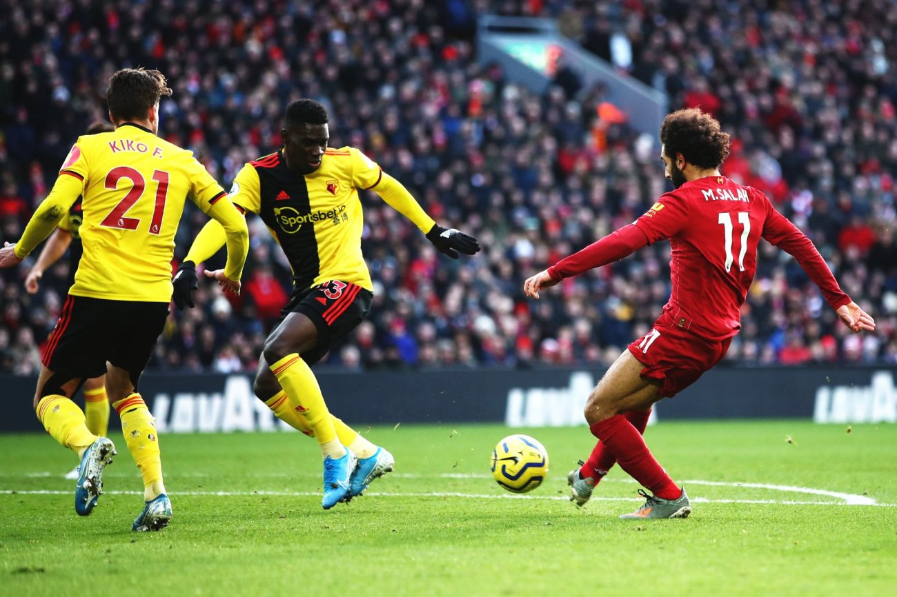 Liverpool 2-0 Watford – As it happened & reaction