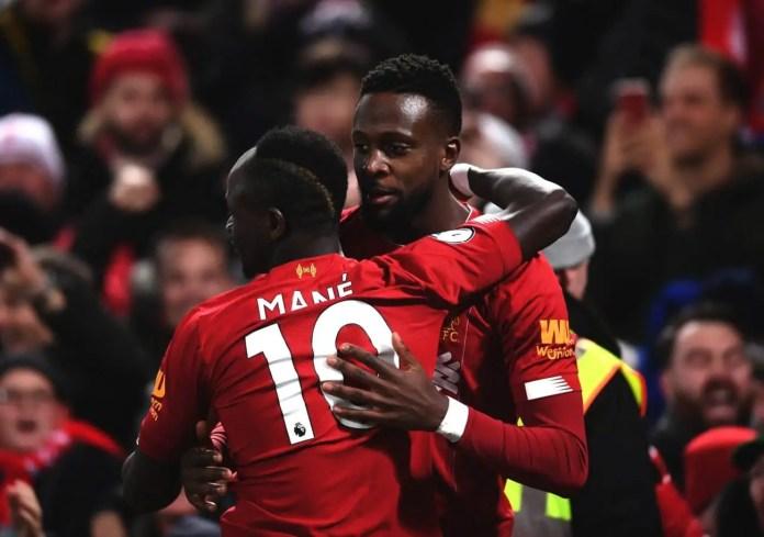 Liverpool vs Everton Highlights