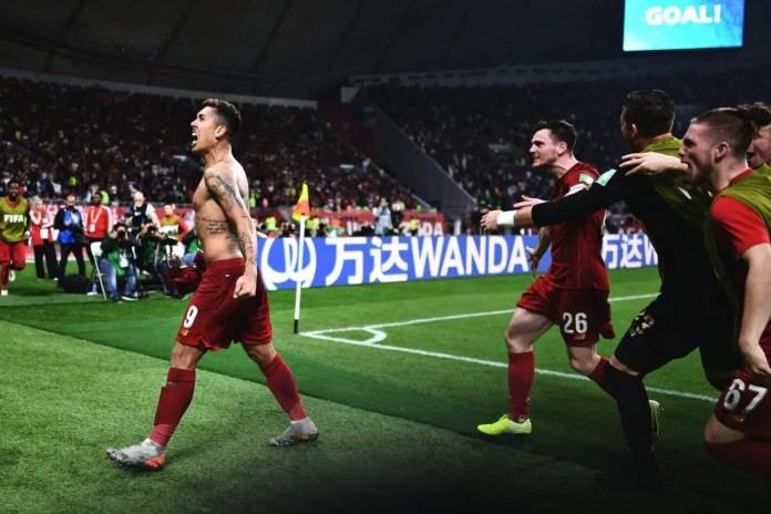 Liverpool vs Flamengo Highlights