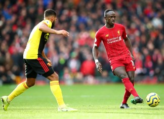Liverpool vs Watford Stream