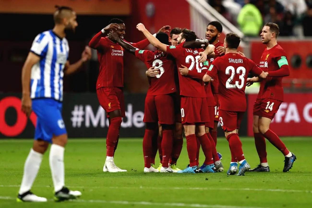 Monterrey vs. Liverpool - Football Match Report