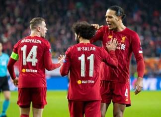 Salzburg vs Liverpool