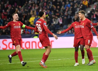 Salzburg vs Liverpool Highlights