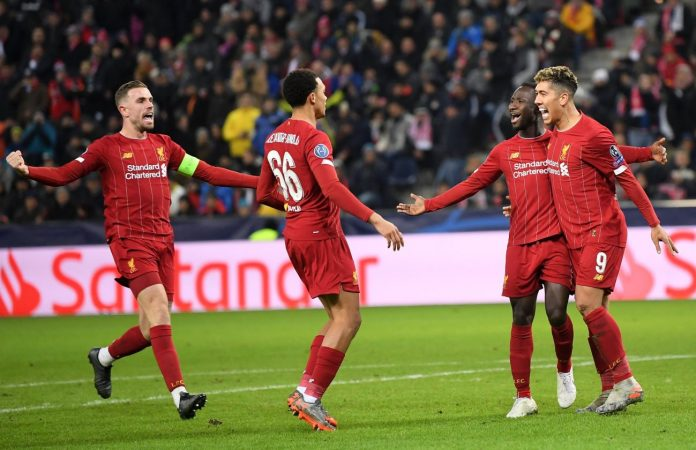 Salzburg vs Liverpool Highlights