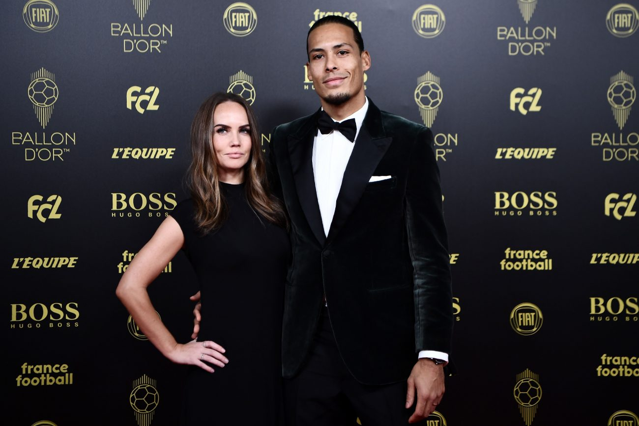 Virgil van Dijk pipped to Ballon d'Or 2019 prize by Lionel Messi