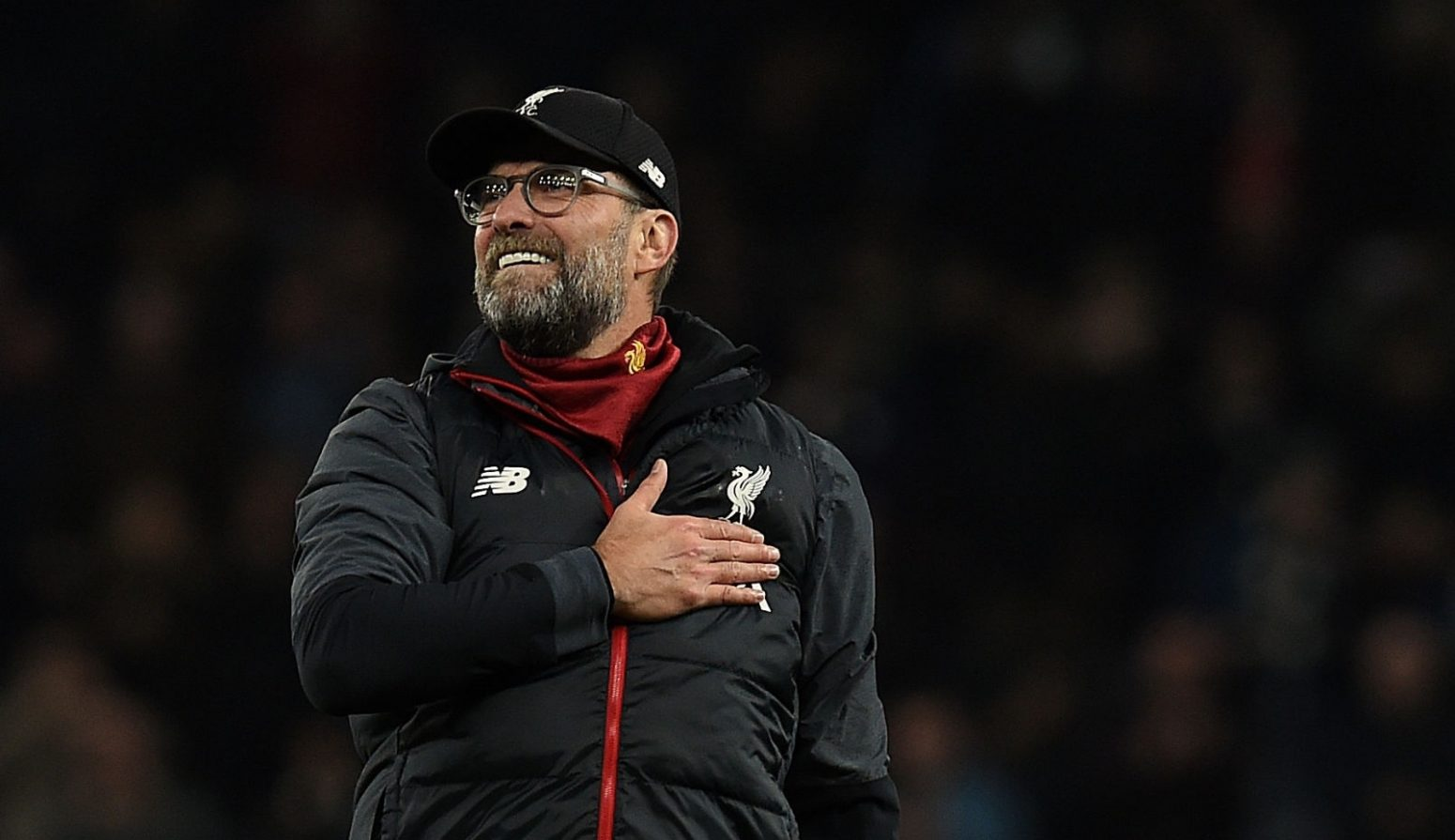 "Jurgen Klopp admits Liverpool ""should have scored more goals"" against Tottenham"