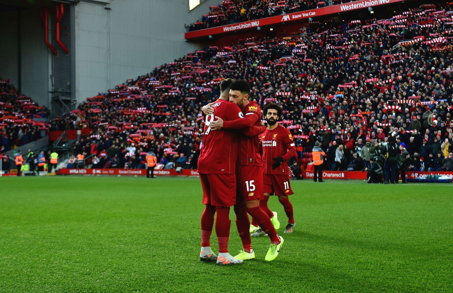 Confirmed Liverpool lineup vs Man United – Klopp names unchanged side