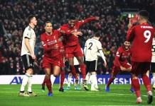 Liverpool vs Man United Highlights
