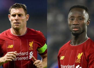 James Milner & Naby Keita