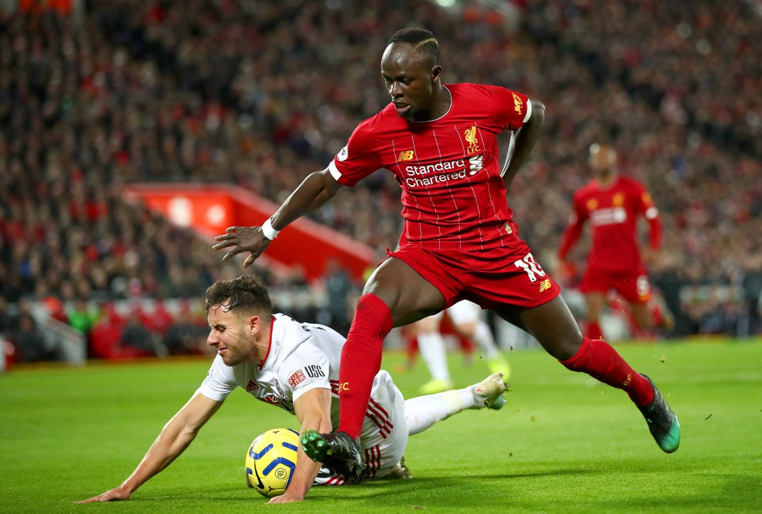 Liverpool 2-0 Sheffield United – As it happened & reaction