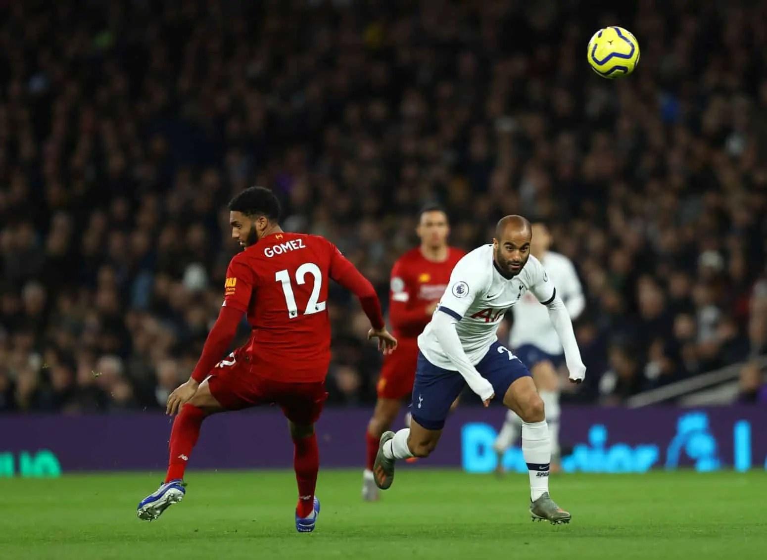 Tottenham Hotspur 0-1 Liverpool – As it happened & reaction