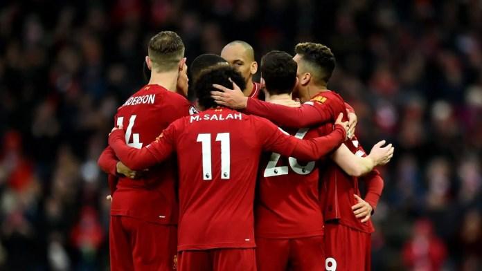 Liverpool Squad Selector