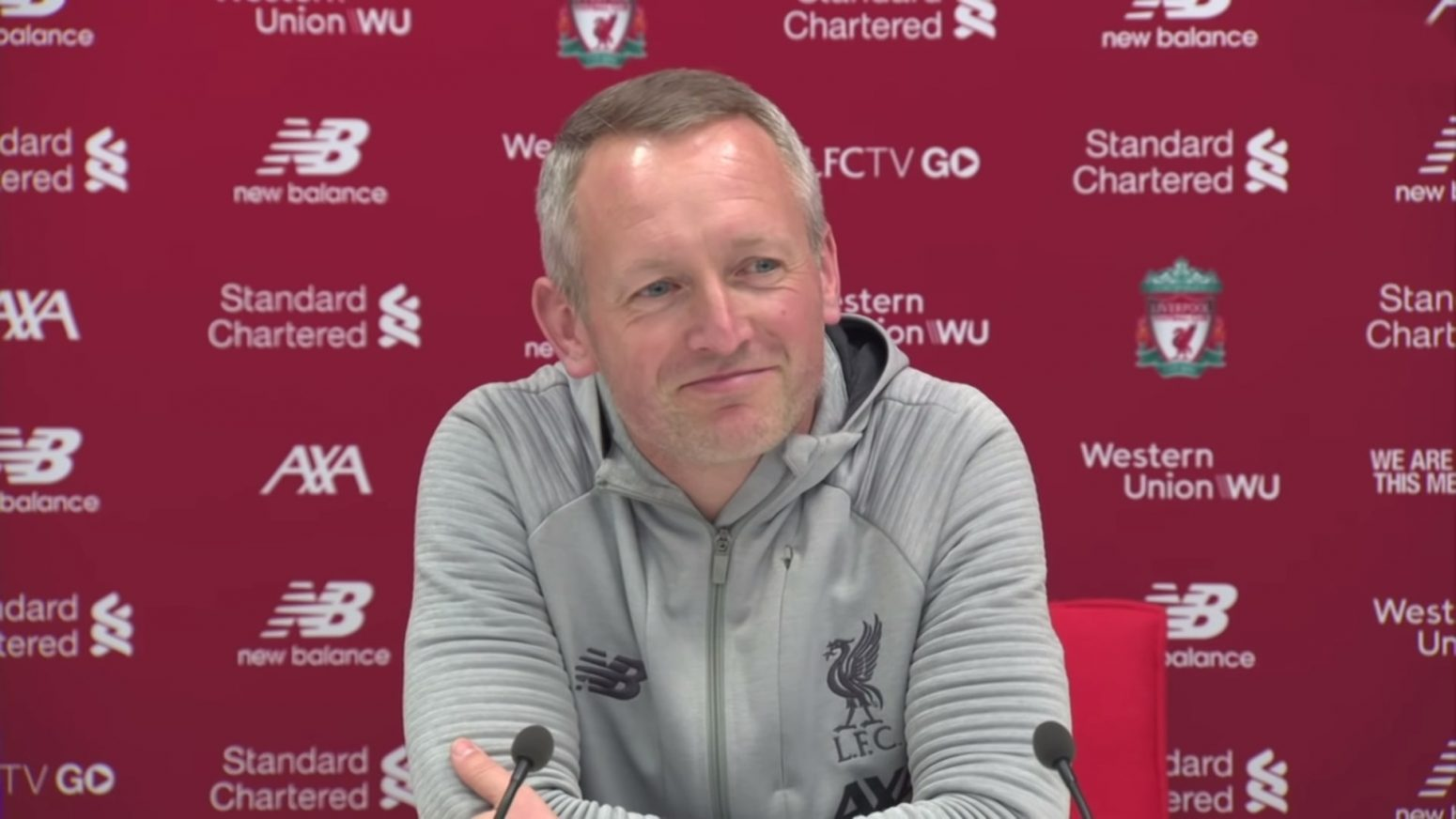 Watch: Neil Critchley previews Liverpool's FA Cup replay vs Shrewsbury