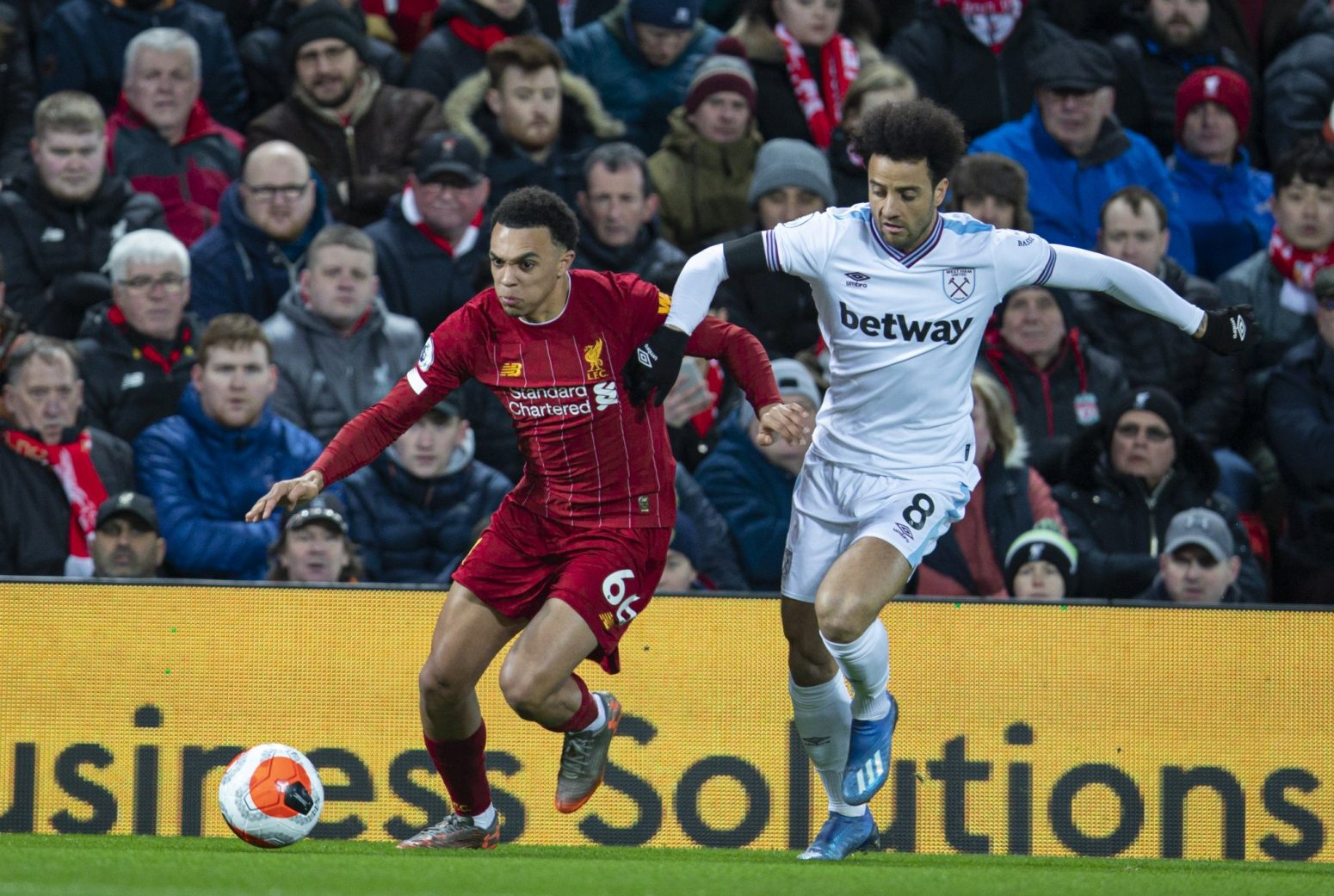 Liverpool 3-2 West Ham United – As it happened & reaction