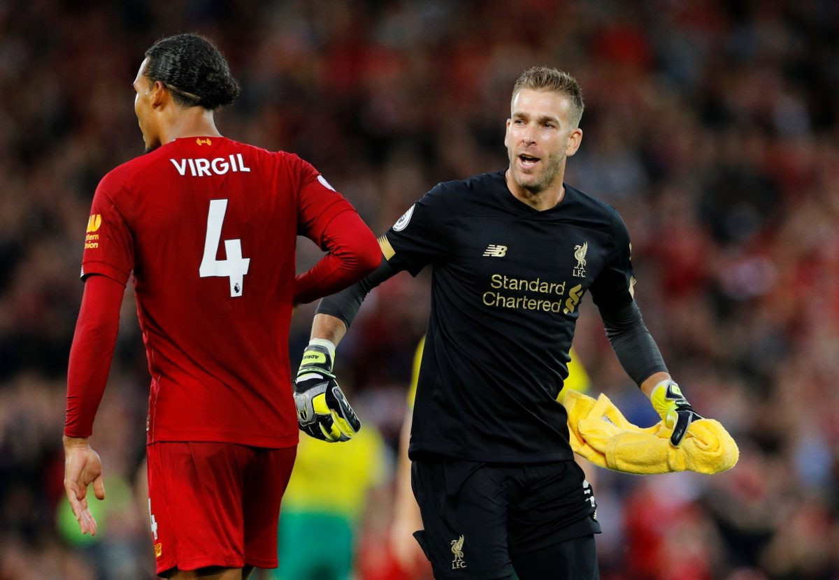 Adrian reveals what Liverpool squad said to each other after Watford setback