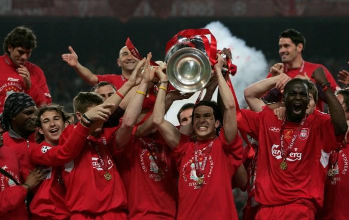 Liverpool FC - Istanbul