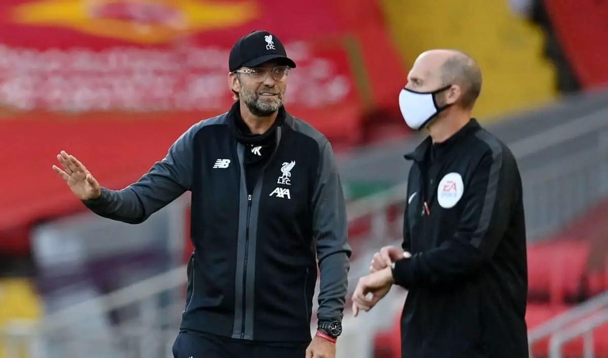 Jurgen Klopp explains what sets his side apart as Liverpool go on the cusp of Premier League title