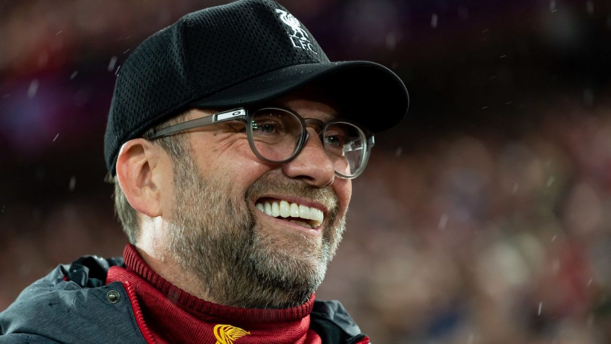 Jurgen Klopp explains why he made it compulsory for Reds to gather for title-winning moment