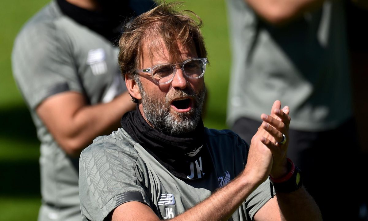 "Jurgen Klopp insists Liverpool are ""not yet champions"" as focus remains on strong finish"