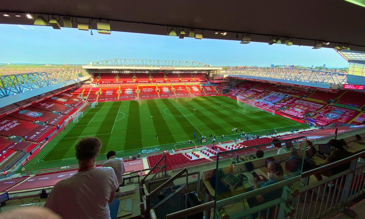 Liverpool vs Crystal Palace – Preview & Worldwide TV Info