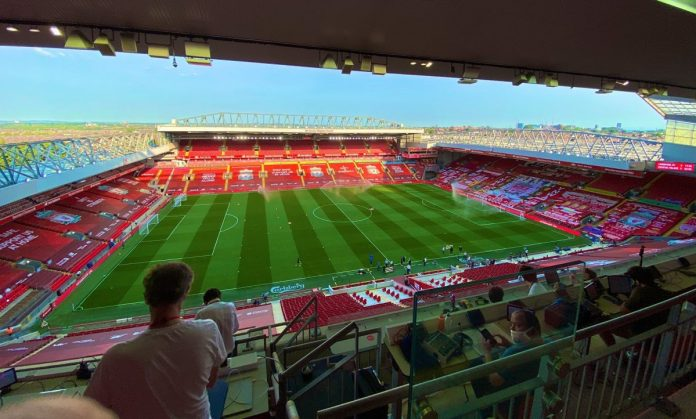 Liverpool vs Crystal Palace Streams