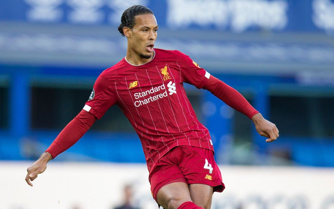 "Virgil van Dijk insists Liverpool are ""one step closer"" to winning Premier League title"