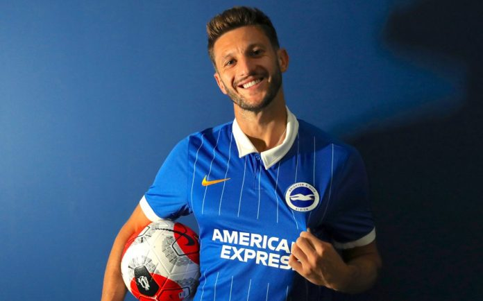 Adam Lallana Joins Brighton