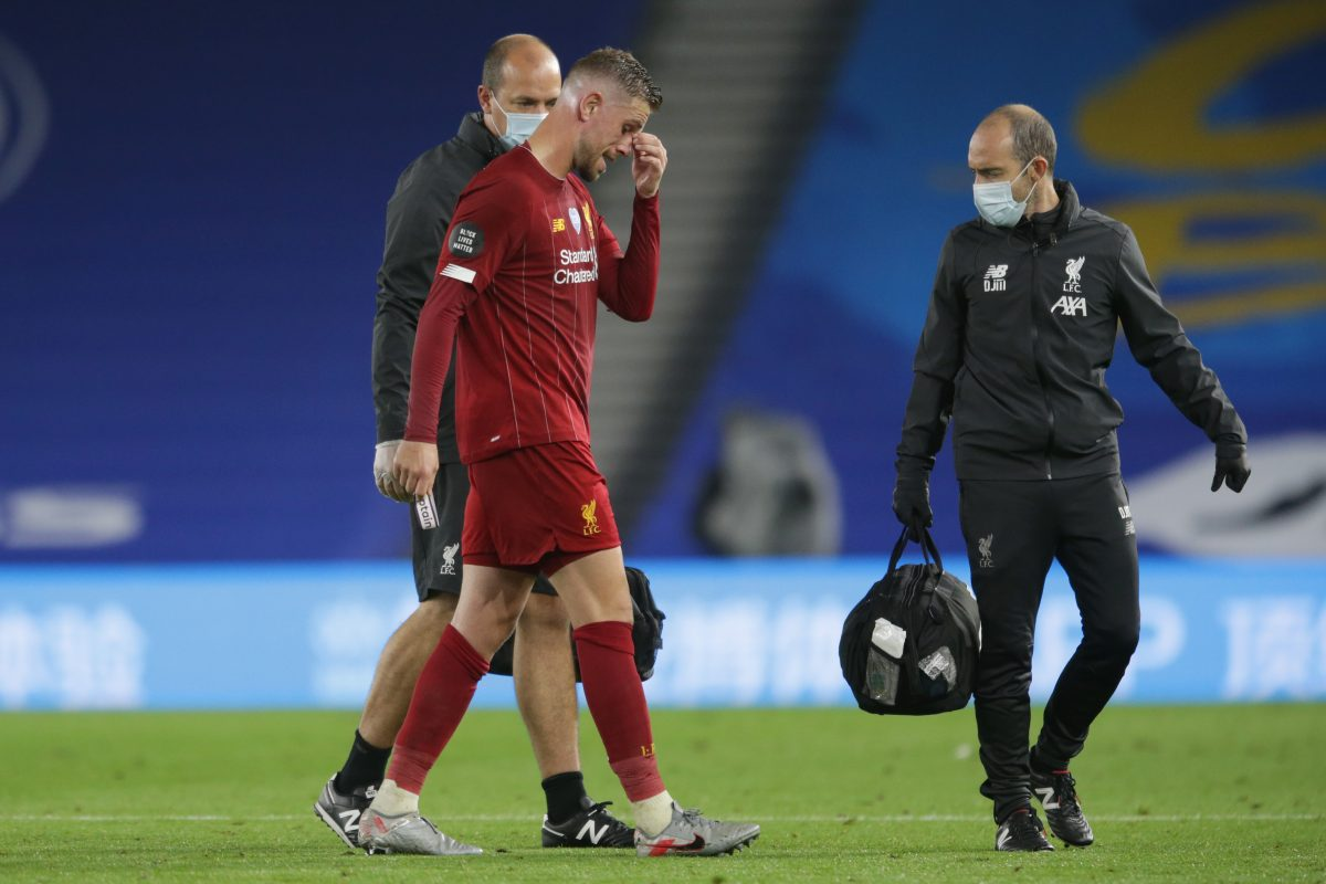 Virgil van Dijk moment in injury time epitomises Liverpool mentality