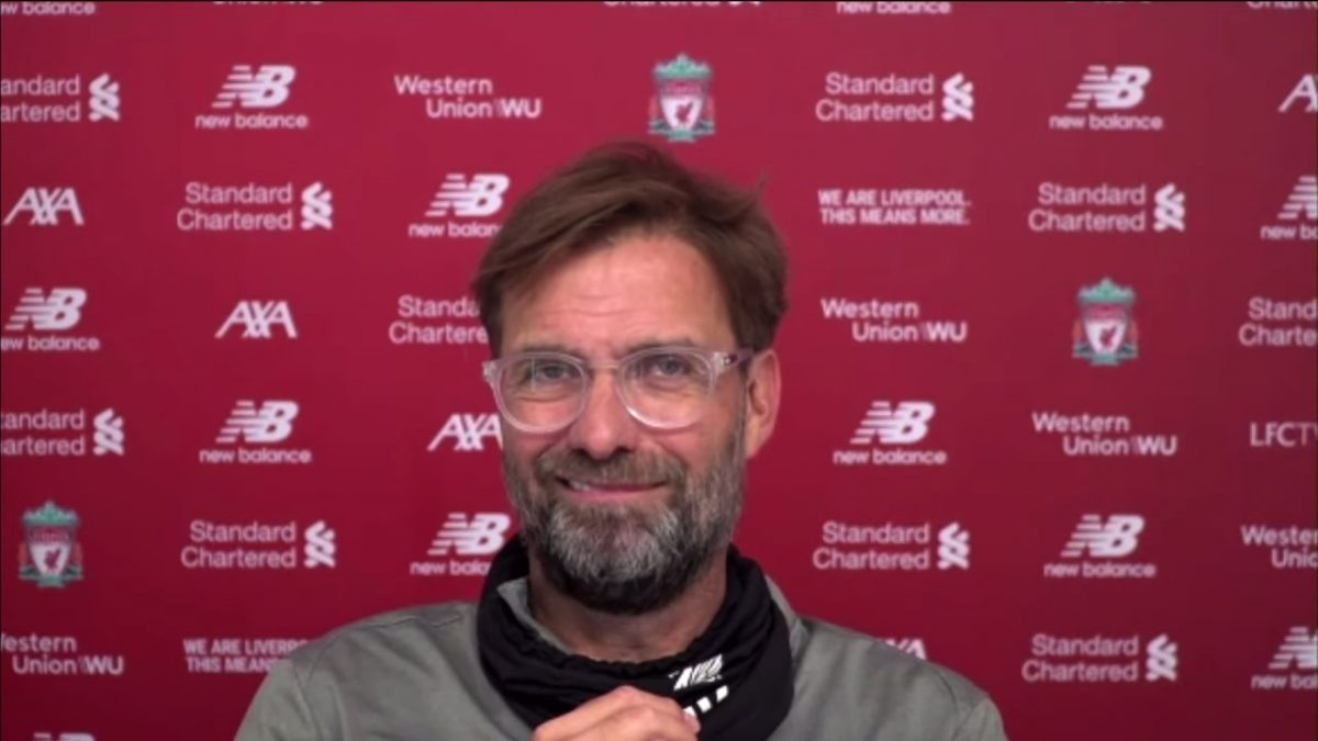 Watch: Jurgen Klopp's pre-match press conference – Liverpool vs Burnley