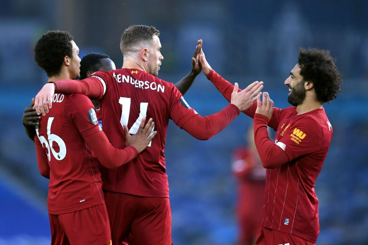 Watch: Brighton 1-3 Liverpool – Highlights and Goals (Video)