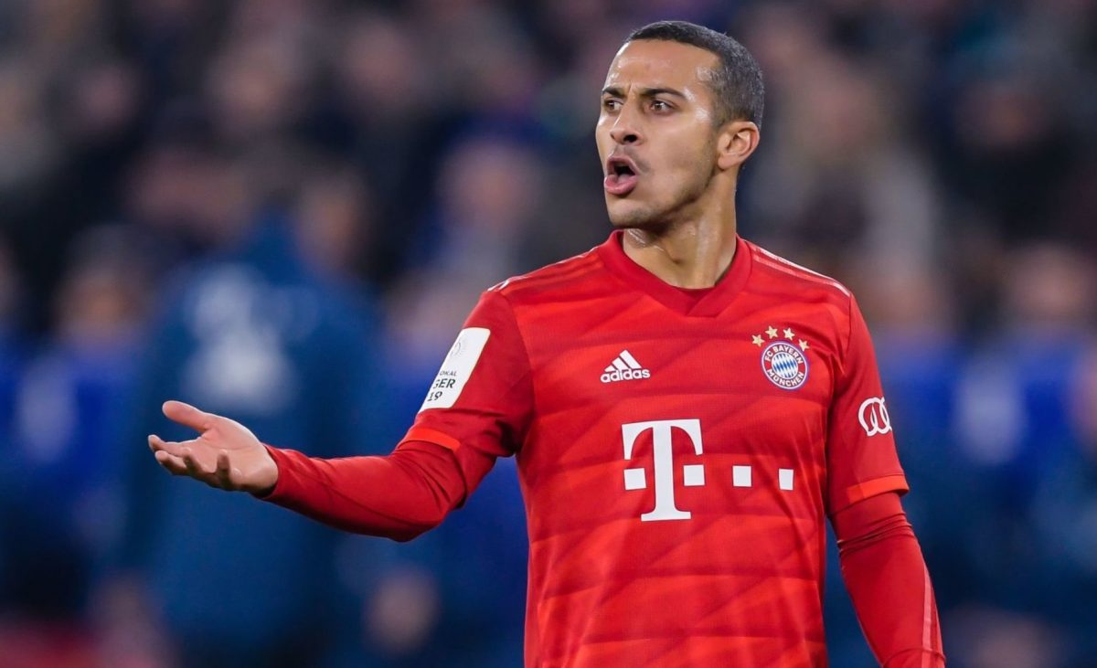 Liverpool target Thiago says 'goodbye' to teammates amid reports of €30m bid